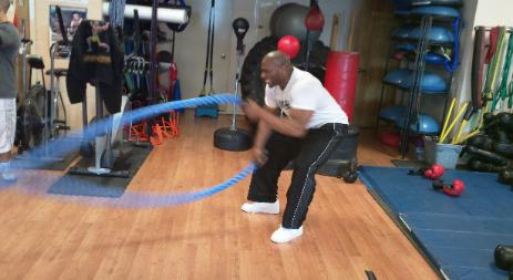 mma conditioning, fight conditioning, battle ropes, BOOT CAMP, BOXING CLASSES