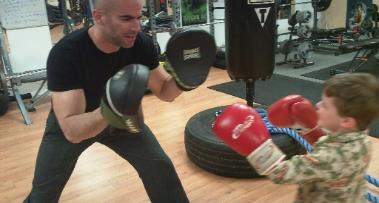 boxing and boot camp in nauet