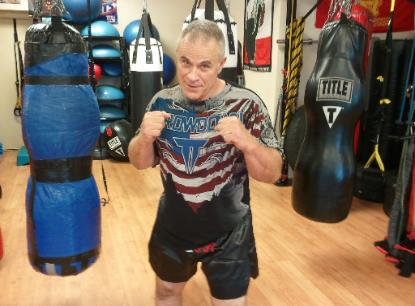 Exercise for older adults, Boxing for adults, seniors personal training