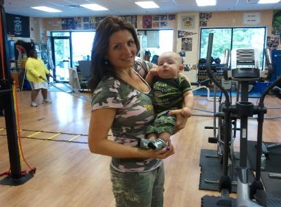 personal trainers in rockland county, ny, Eva weight loss after pregnancy