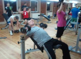 Weight lifting, Muscle building, nanuet gym