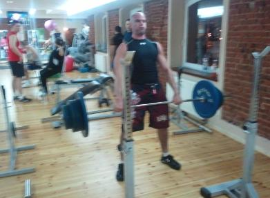 weightlifting at personal training studio in rockland county, get stronger, build muscle
