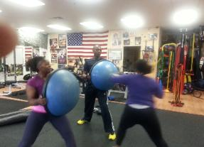 Boxing and MMA Conditioning training in rockland County NY