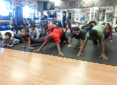 kids fitness, free workout for kids, bootcamp for children, free kids fitness rockland county