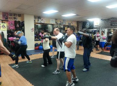 free boxing, boxing course in rockland county, athletic training, personal training classes rockland county