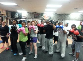 Personal Training, Boot Camp, Boxing group classes rockland county NY