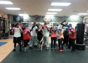 Peak Physique Personal Training, Boot Camp, Boxing, Rockland County Group class photo