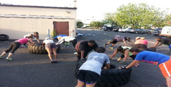 outdoor Boot camp Personal training session at Gym in Nanuet ny