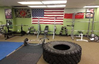 Rockland county personal training studio, gym  weight loss tire flip conditioning