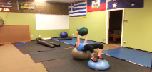 personal training gym, ab workouts with Eva, Nanuet, Rockland County