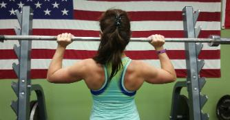 Womens Strength Fitness Personal Trainer Eva Eckert, Rockland County Gym