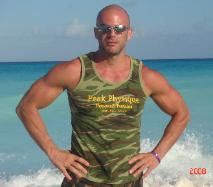 Steve Eckert Personal trainer, group fitness instructor