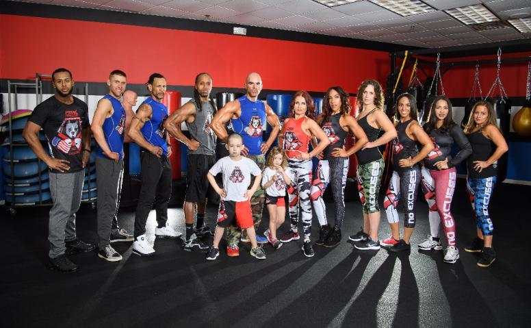 Boot Camp and Boxing Class Personal Trainers in Suffern and Nanuet Gym