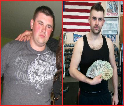 Weight Loss Challenge winner in Rockland County, cash, weight management