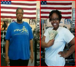 Weight Loss Boot Camp In Rockland County, personal training results