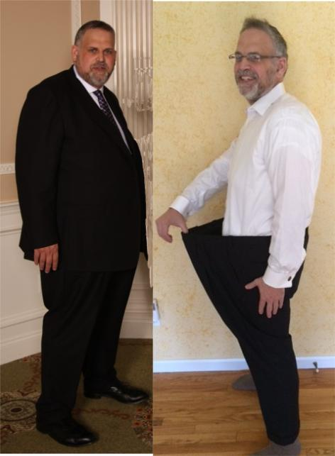 Weight Loss personal Training class in Rockland, Nanuet, lost over 100 pounds